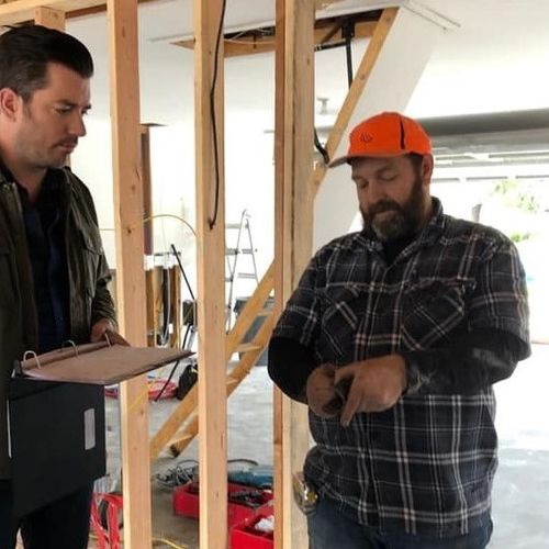 Property Brothers remodel