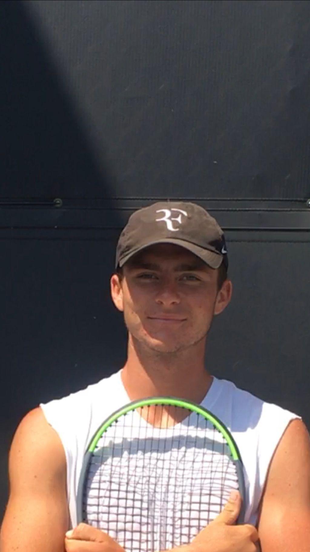 Ambrose Trear Tennis Instruction