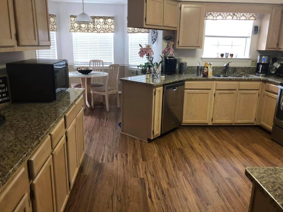 Floor Installation or Replacement - Virginia Beach 2020
