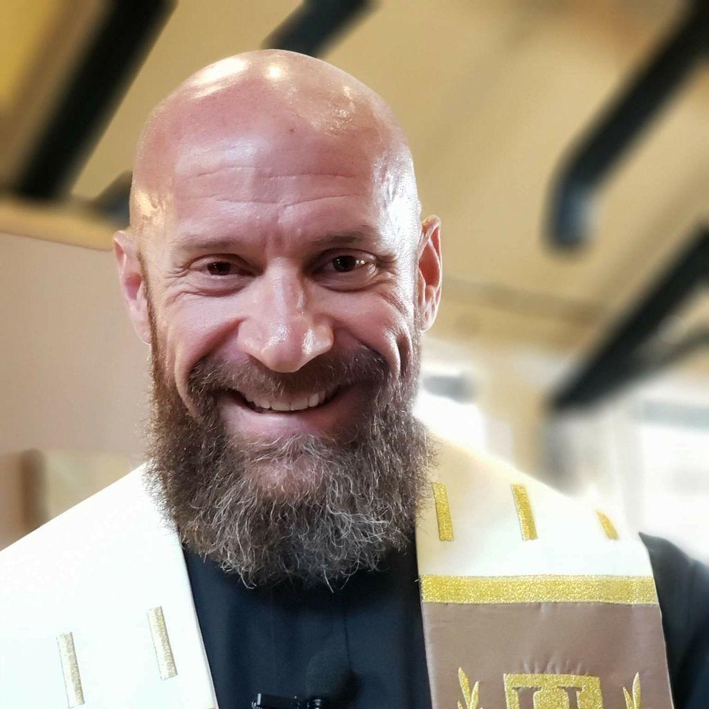Damon Krause Wedding Officiant