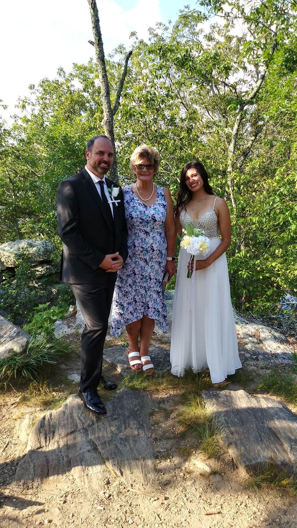 Wedding Bald Rock