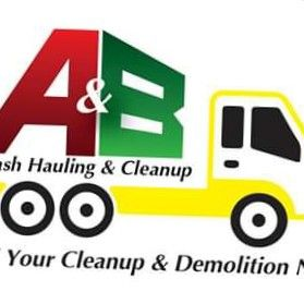 A&B Trash Hauling & Cleanup/Junk removal