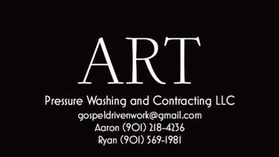 Avatar for ART Pressure Washing and Contracting LLC