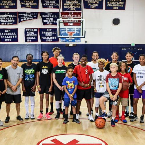 KMAC Basketball Clinic