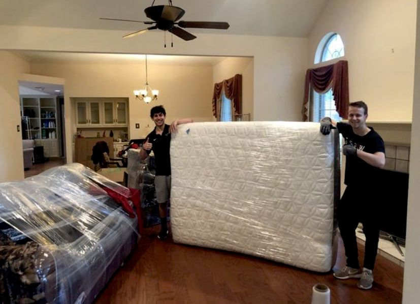 1 bedroom apartment move