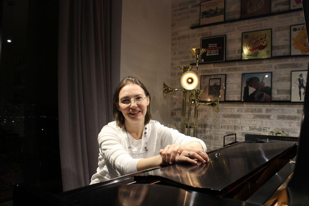 Dr. Elena Swensen's Piano Studio in Potomac.