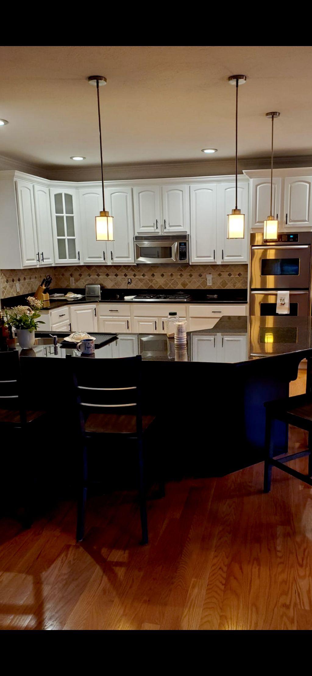 Kitchen Cabinets Paint
