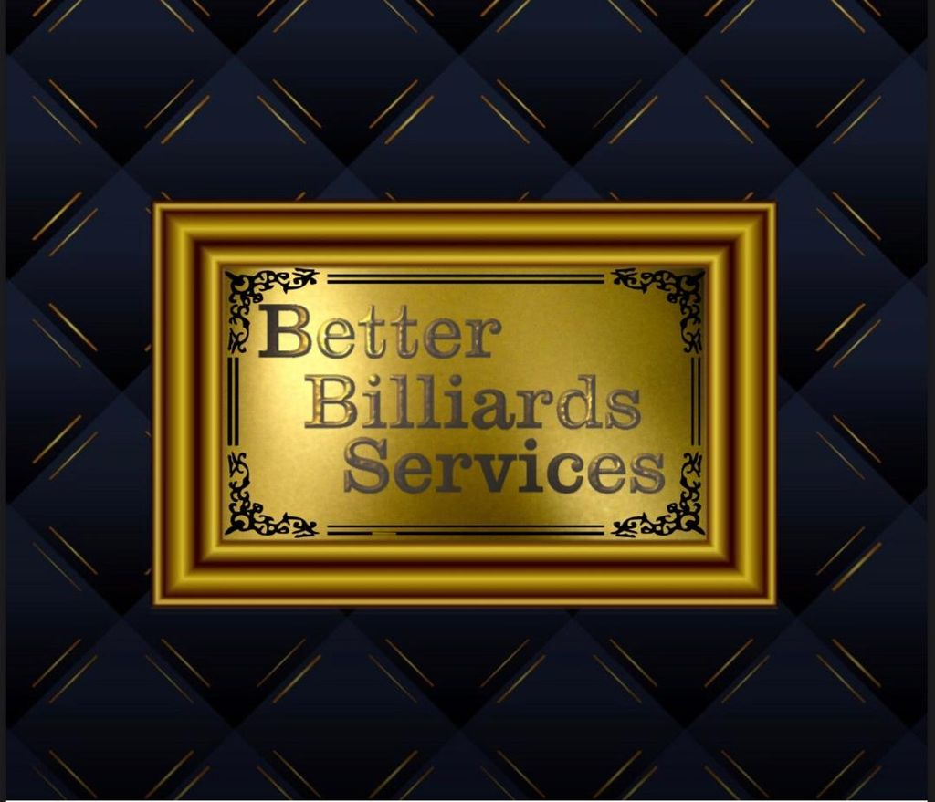 Better Billiards Services
