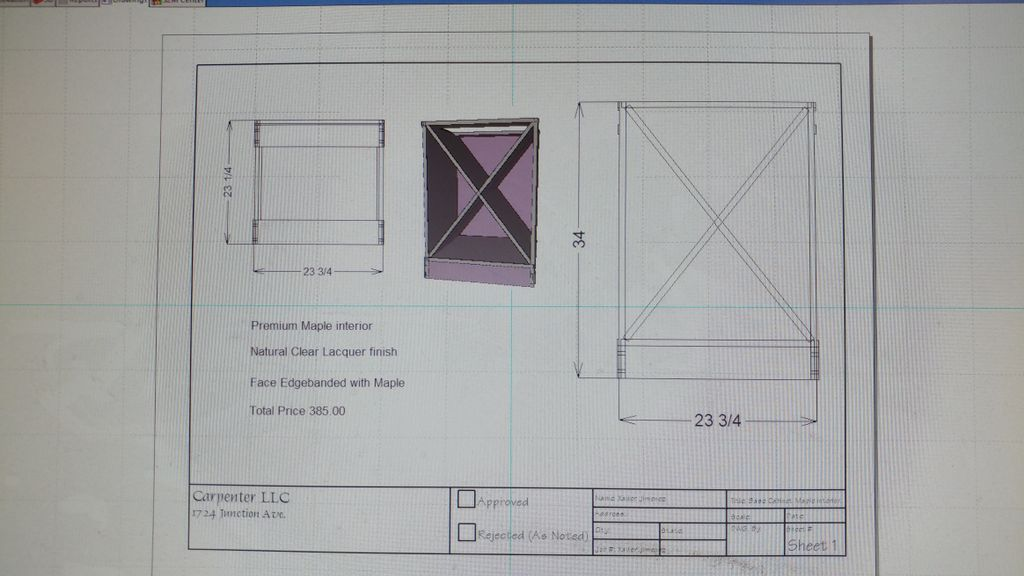 Custom Cabinet Building - Burlingame 2020