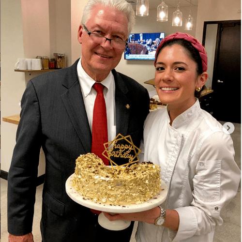 Private Catering Event, celebrating Representative Rick Roth's Birthday!