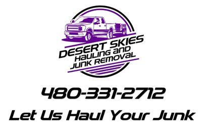 Avatar for Desert Skies Hauling & Junk Removal