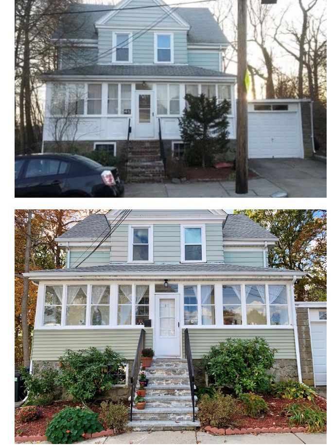 Home Renovation in West Roxbury