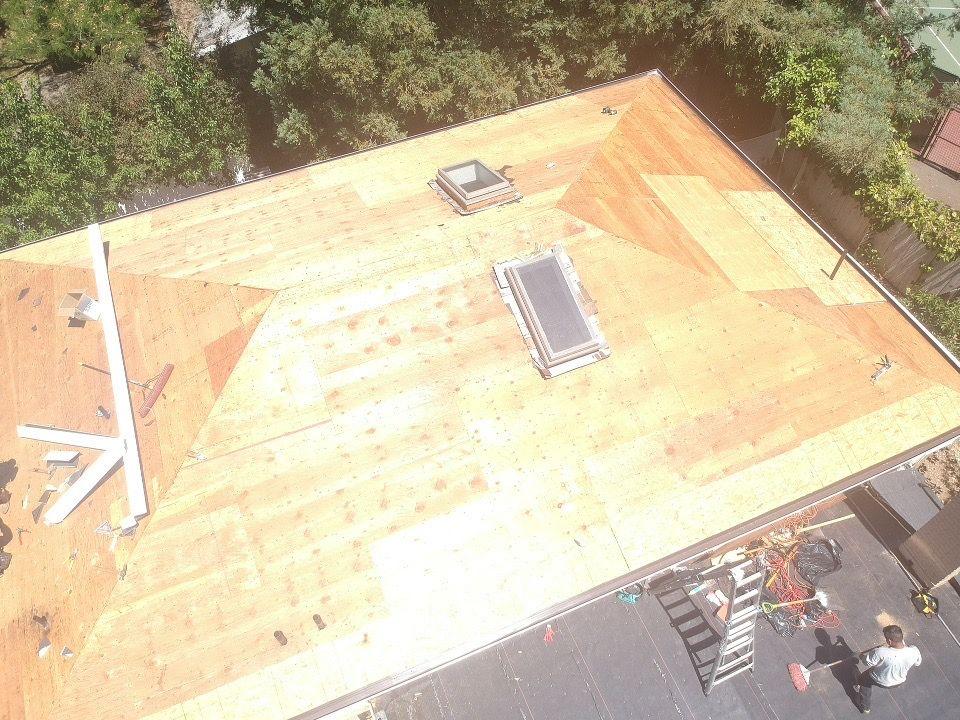 Novato California Pam roof