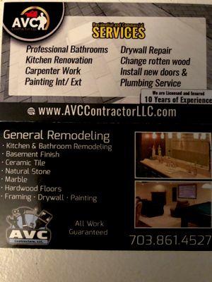 Avatar for AVC Contractors LLC