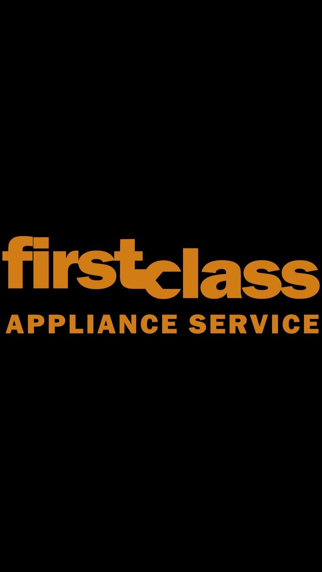 First-Class Appliance Service LLC