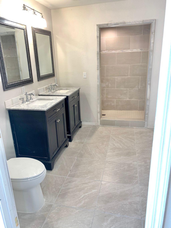 Fayetteville Bathroom Remodel
