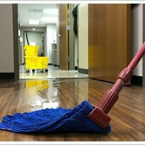 DUSTKING LLC Commercial Cleaning Services