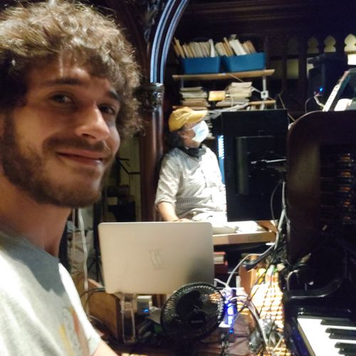 Improvising with an organist