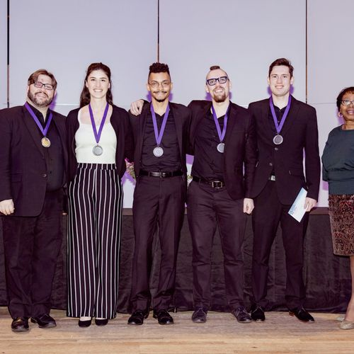 Plaza Winds won second prize at the Coltman Chamber Music Competition March 8th, 2020 in Austin, Texas