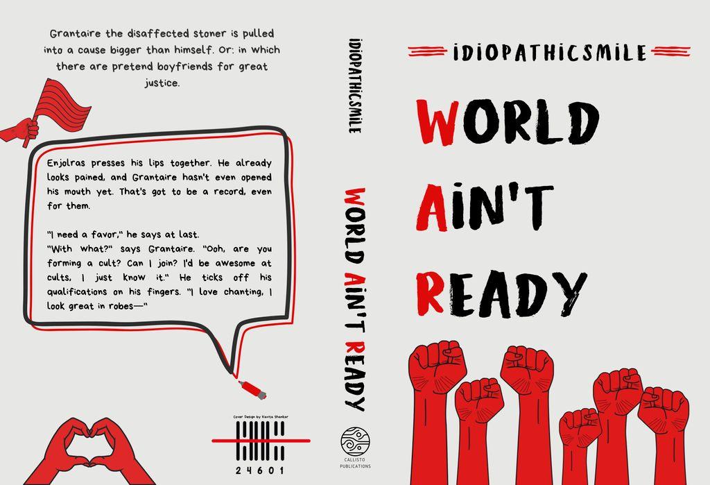 Book - World Ain't Ready