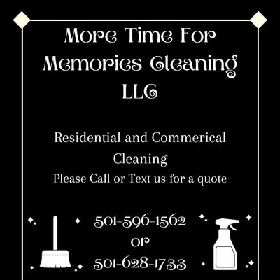 Avatar for More Time For Memories Cleaning LLC
