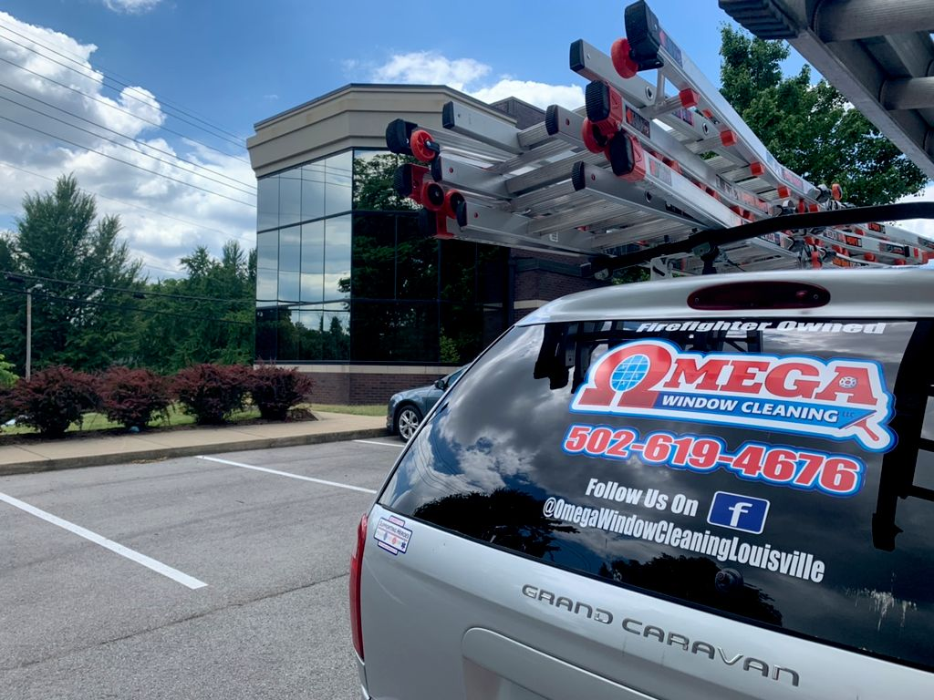 Omega Window Cleaning Louisville Ky