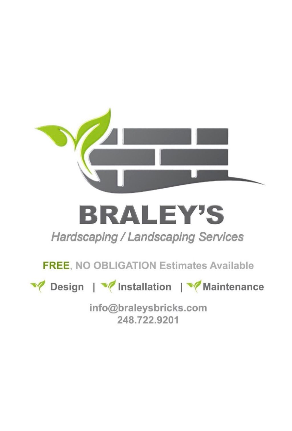 Braley's Brickscapes