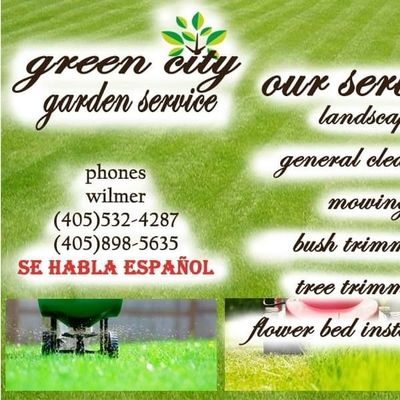 Avatar for GREEN CITY GARDEN SERVICE AND LANDSCAPING