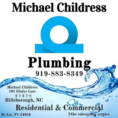 Avatar for Michael Childress Plumbing
