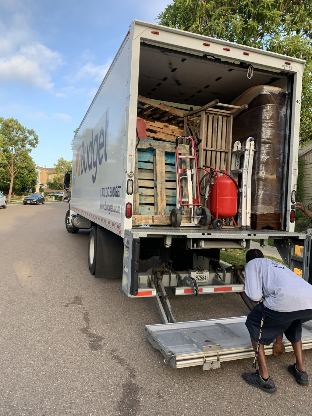 Furniture Moving and Heavy Lifting - Menifee 2020