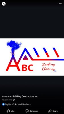 Avatar for Abc roofing&chimney