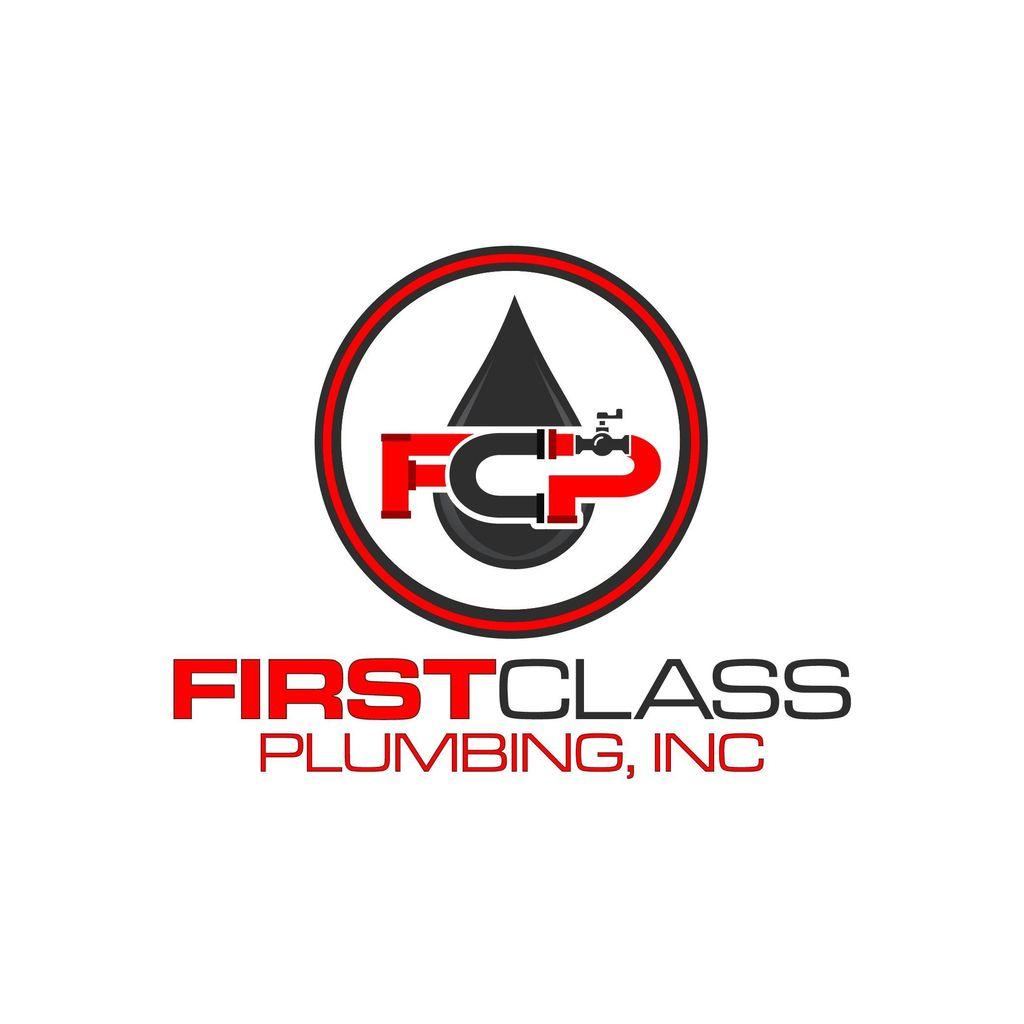 First class plumbing inc.