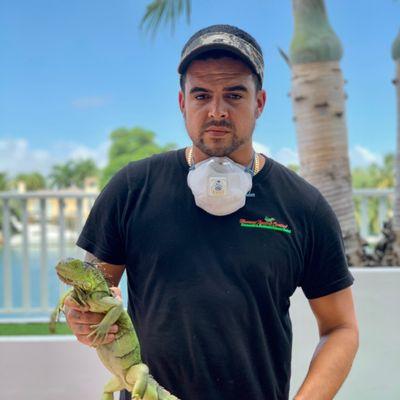 Avatar for Humane Iguana Control