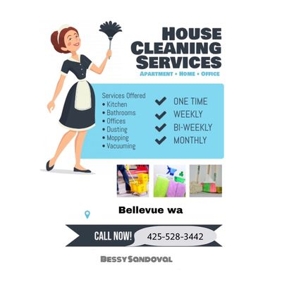Avatar for Sandoval House cleaning