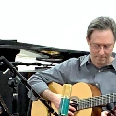 Mark Mazzatenta online guitar lessons