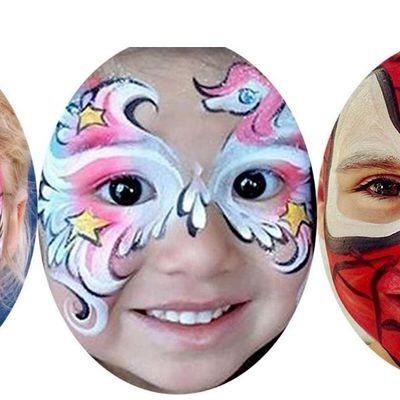 Avatar for Happy Faces Face Painting
