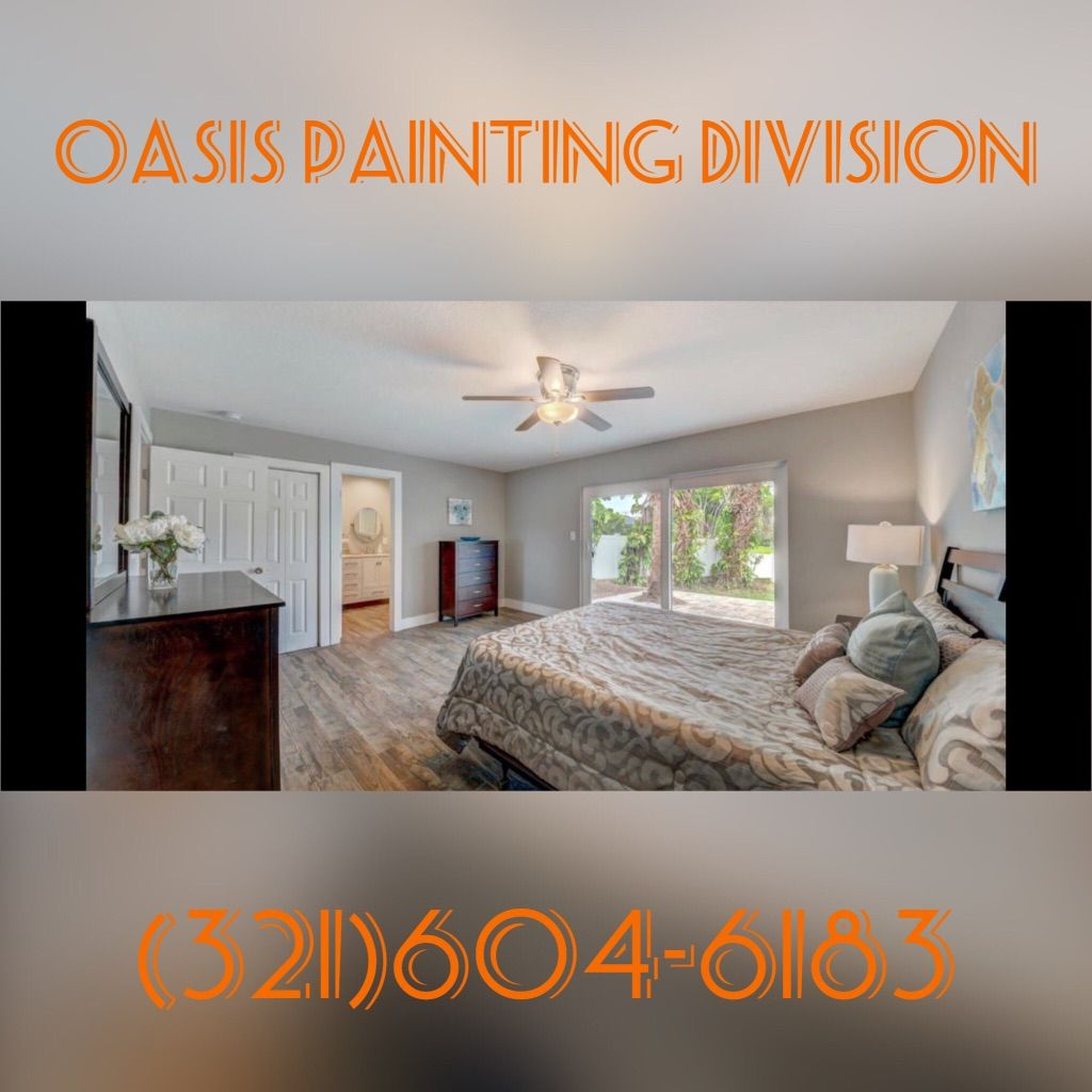 Oasis Painting Division