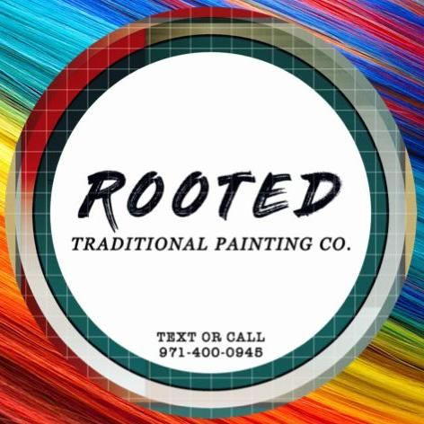 Rooted Traditional Painting
