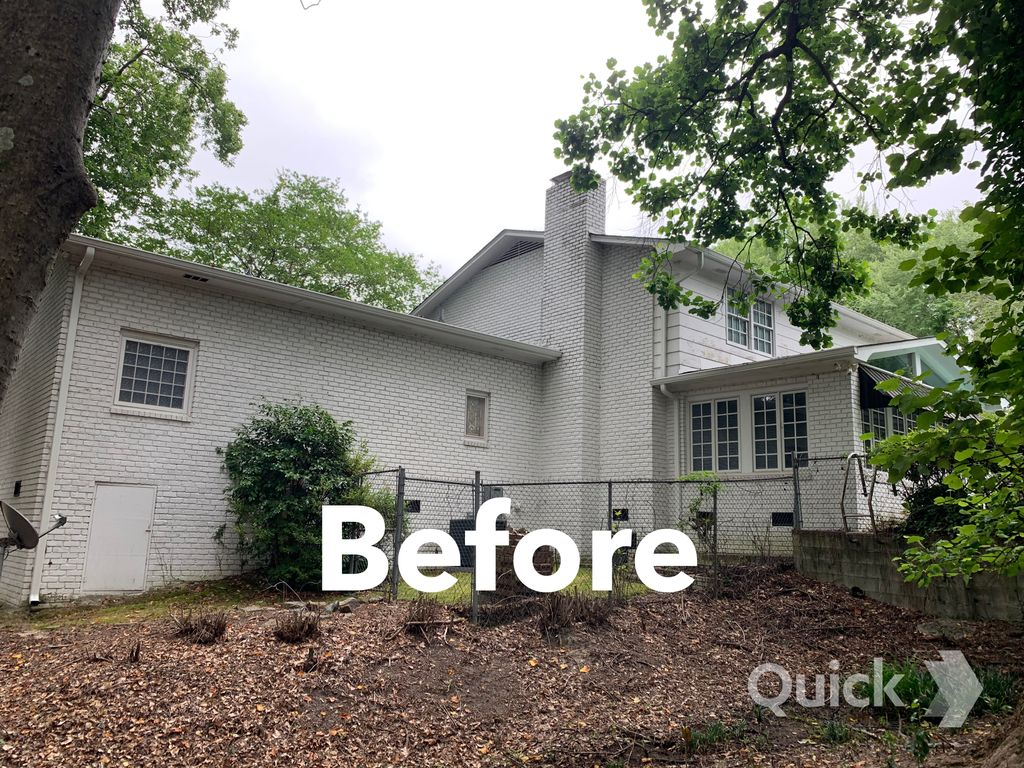Residential exterior re paint