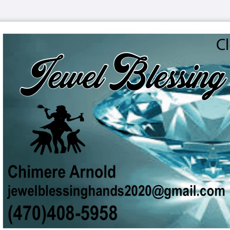Jewel Blessing Hands