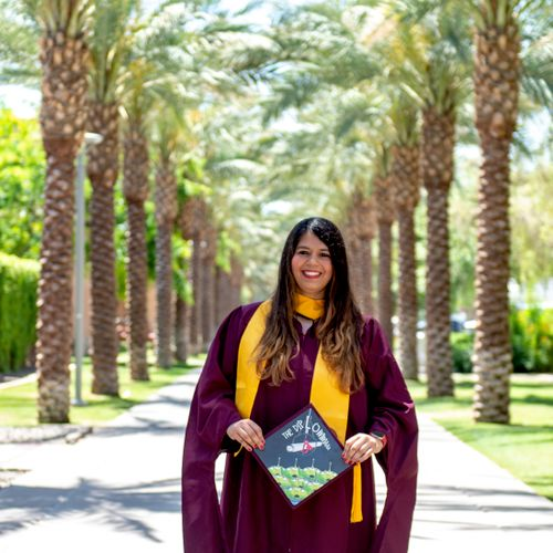 ASU Graduation Pictures