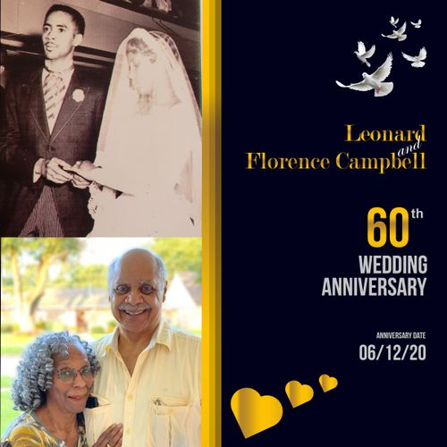 60 Years of Marriage Blessings