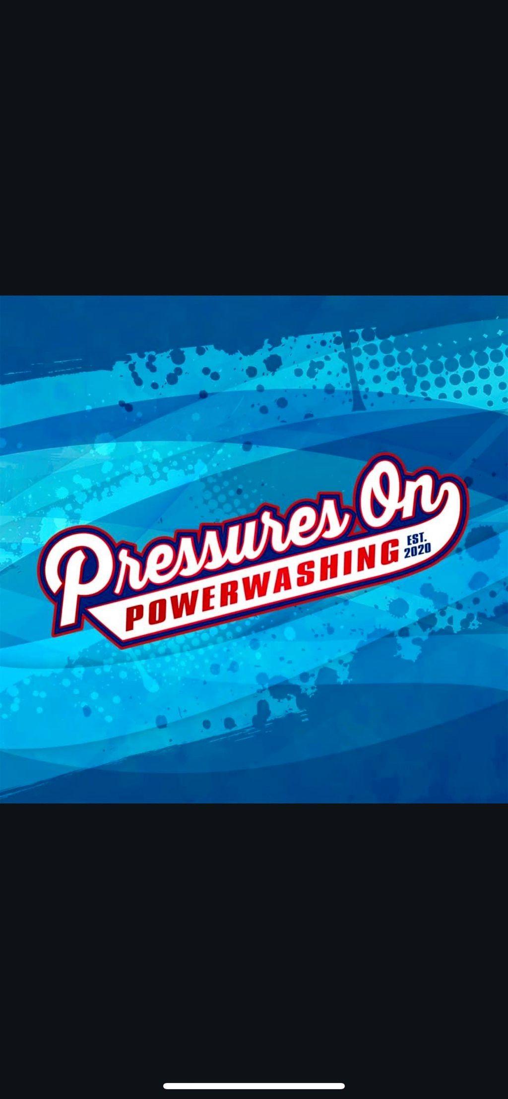 Pressures On Powerwashing LLC