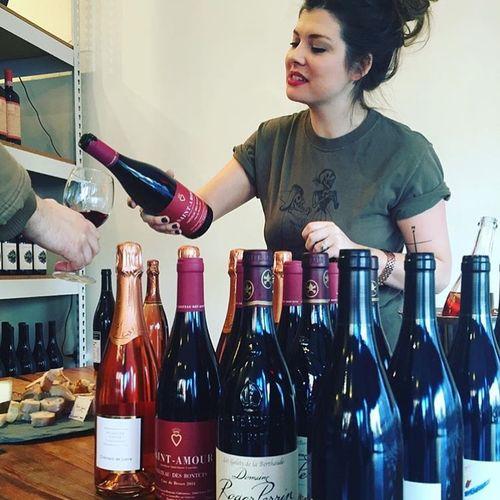Valentines Day Wine Tasting - Saint Amour!