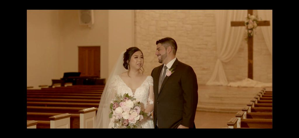 Full-day Wedding Videography Service