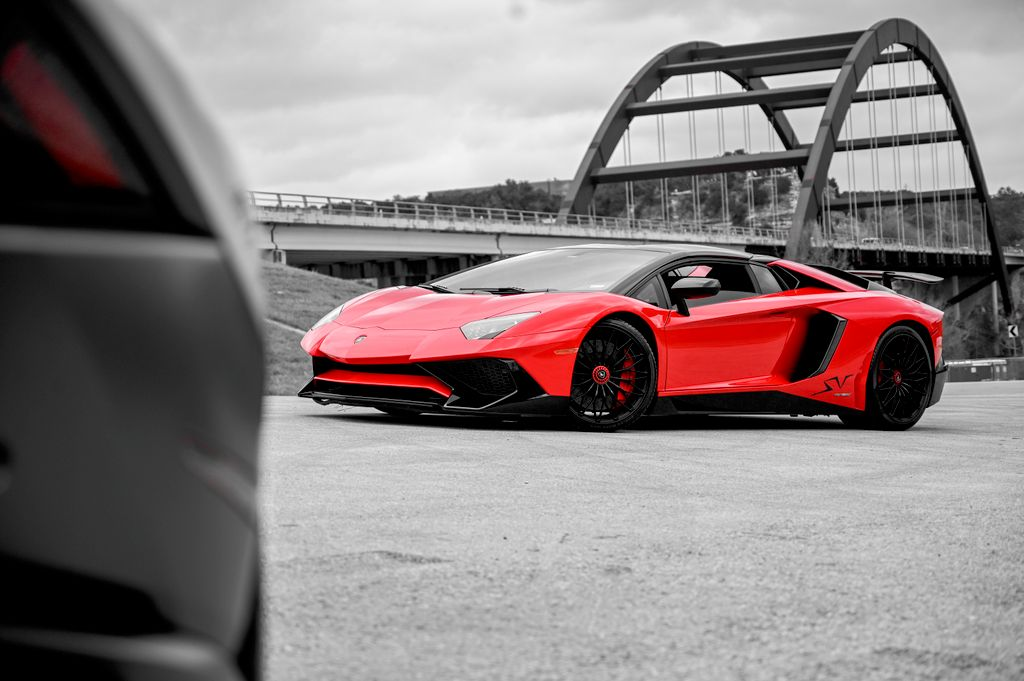 Exotic Car Session