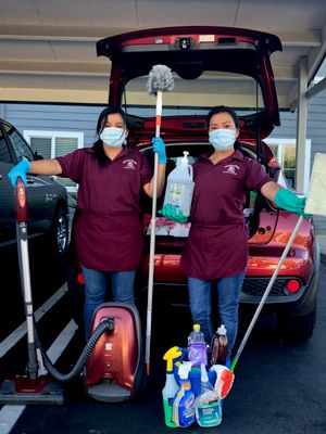 Avatar for Meza  house cleaning service