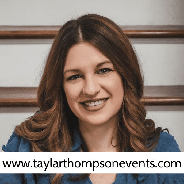 Taylar Thompson Events