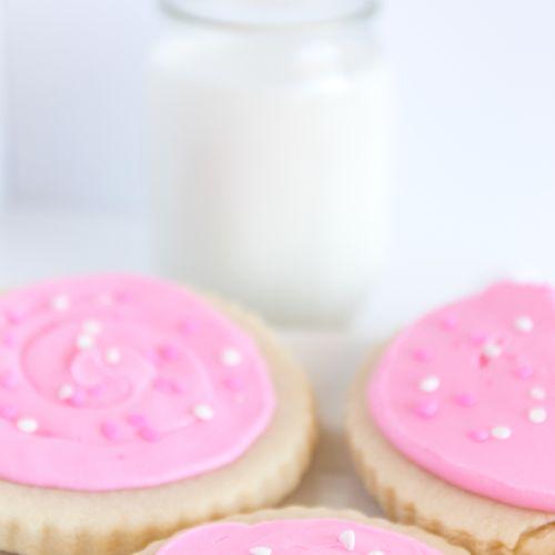 Sugar cookie bliss