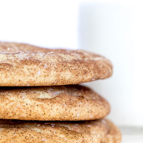 Snickerdoodle goodness!